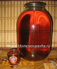 House cognac from vodka or moonshine. The recipe with photos.   National knowledge from Kravchenko Anatoly