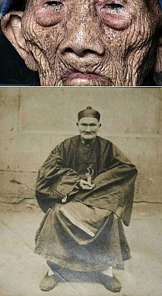 Li Qingyun is the Chinese long-liver — lived 256 years | the Syrian Arab SANA news agency