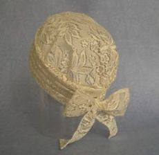 How to make a hat of the lady of the senior