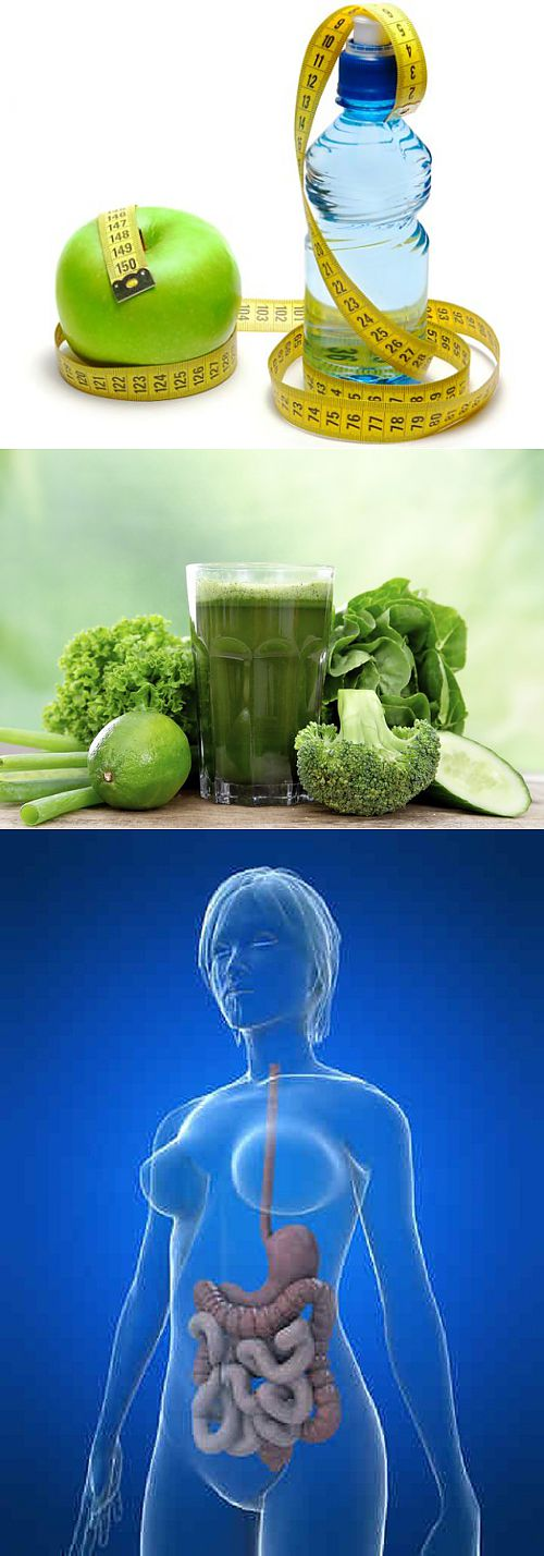 (+1) - Detoks | Diets from all over the world